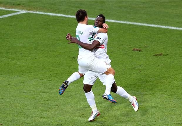 ポルトガルが3-2でデンマークに勝利