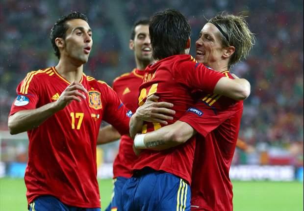 Euro 2012 - L'Espagne terrasse l'Eire