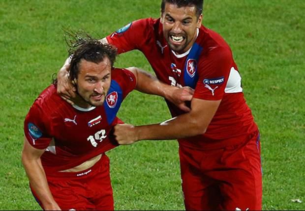Czech Republic 1-0 Poland: Jiracek sends co-hosts crashing out
