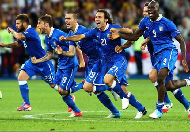 Italia Singkirkan Inggris Via Drama Adu Penalti