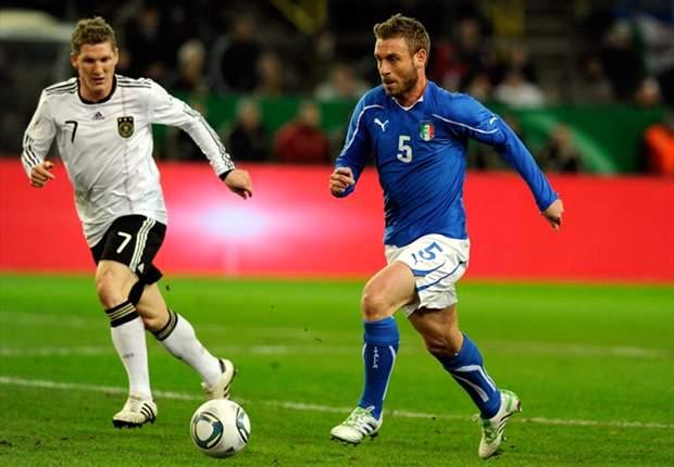 Alemania - Italia: Duelo entre los campeones