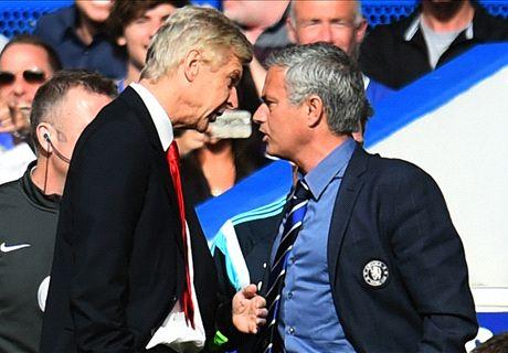 Jose Mourinho vs Arsene Wenger: A war of words