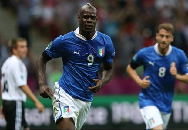Alemanha 1 x 2 Itália- Balotelli decide e Azurra volta a decidir a Euro após 12 anos
