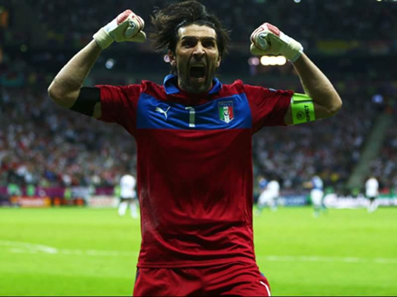 Gianluca Pagliuca Buffon Und Casillas Sind Seit Zehn Jahren Die