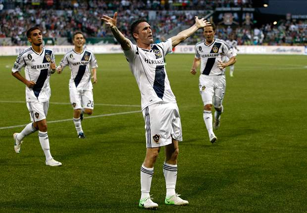 Portland Timbers 3-5 Los Angeles Galaxy: Galaxy take full points from eight-goal thriller