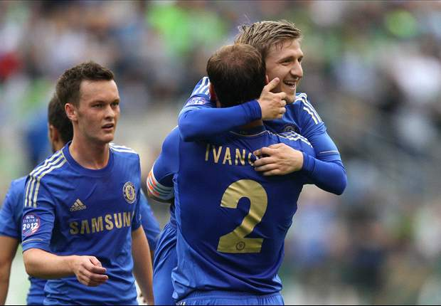 Seattle Sounders 2-4 Chelsea: Hazard and Marin both score debut goals