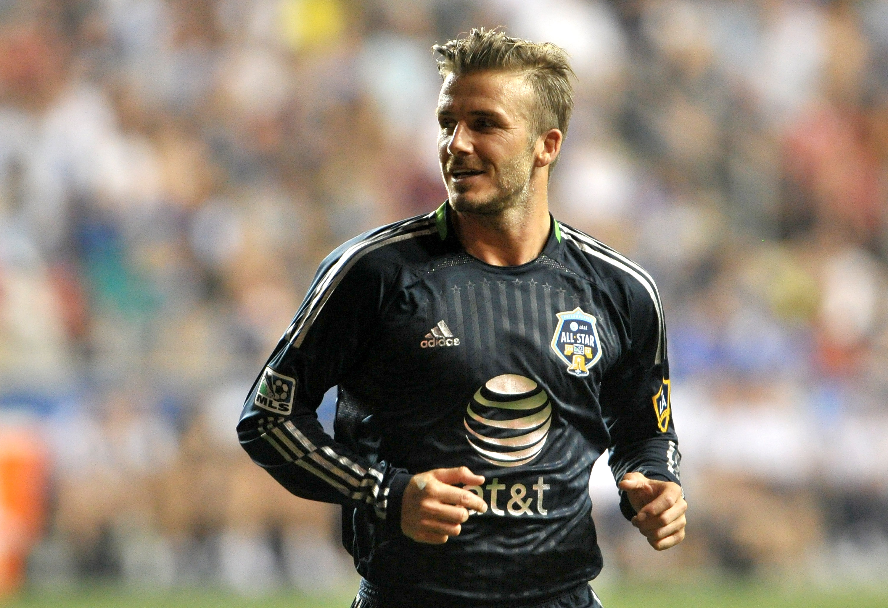 Top 10 Haircuts In Todays Game 1 David Beckham Los Angeles