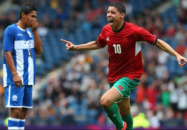 Honduras 2-2 Morocco: Delicious Labyad lob earns a point as 10-man Moroccans fight back in Olympics opener