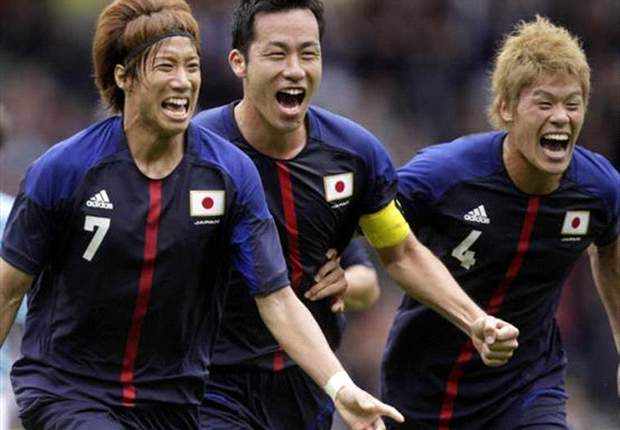 Japan 1-0 Morocco: Late Nagai effort sends Blue Samurai into Olympic quarter-finals