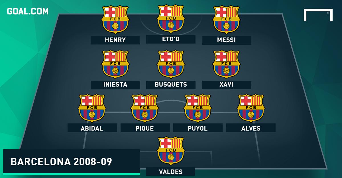 The Evolution Of Barcelona S Tiki Taka Goal Com