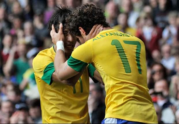 Brazil 3-1 Belarus: Neymar dazzles to send Selecao through to Olympics quarter-finals