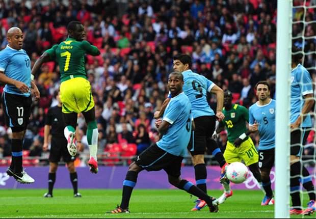 Senegal 2-0 Uruguay: Konate double for 10-man underdogs stuns Suarez and co