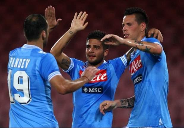 Verso Juventus-Napoli, le formazioni ufficiali: Giovinco vince il ballottaggio con Vucinic, Mazzarri lascia Insigne in panchina