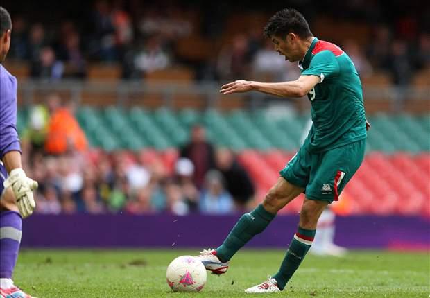 Mexico 3-1 Japan: Fabian, Peralta & Cortes goals send Mexicans through to Olympics final
