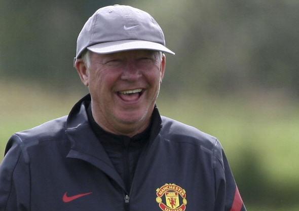 Sir Alex Ferguson's 26 top moments at Man Utd