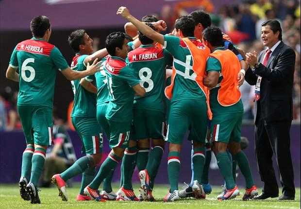 Brazil 1-2 Mexico: Samba Boys fail to find their rhythm as Peralta double seals Olympic gold