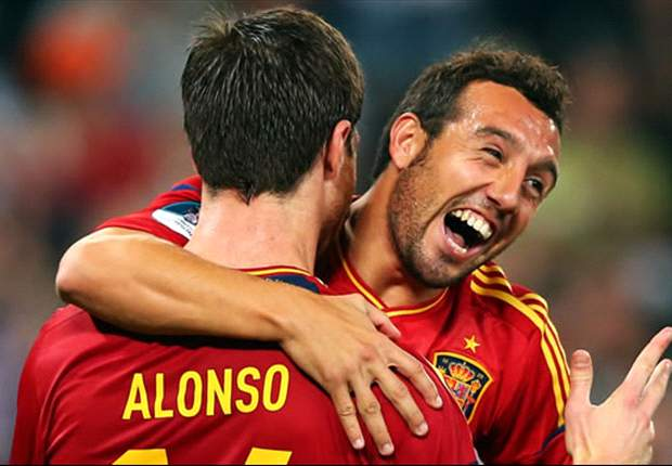 Puerto Rico 1-2 Spain: Cazorla and Fabregas strikes save La Roja's blushes