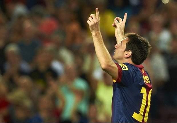 Barcelona 5-1 Real Sociedad: Villa returns with a goal as Blaugrana batter Basques