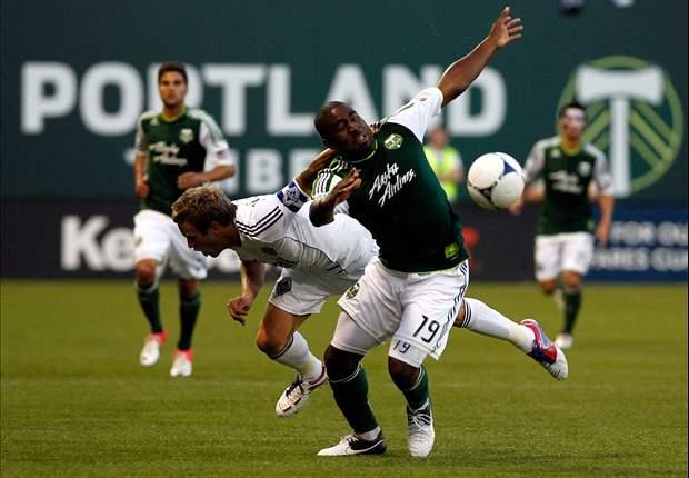 Portland Timbers 2-1 Vancouver Whitecaps: Portland takes Cascadia win