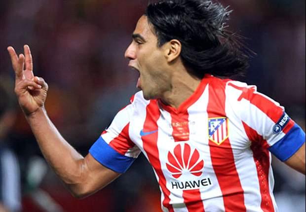 Chelsea 1 x 4 Atlético de Madrid: Falcao destrói o campeão da Champions e leva a Supercopa para a Espanha