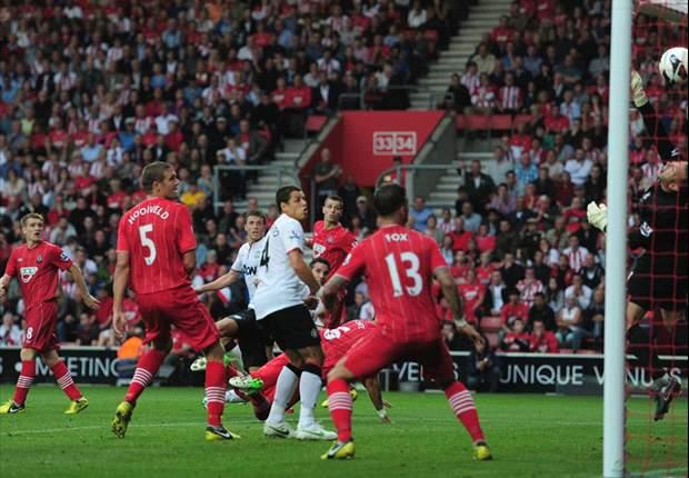 3:2 in letzter Minute: Robin van Persie schießt Southampton im Alleingang ab