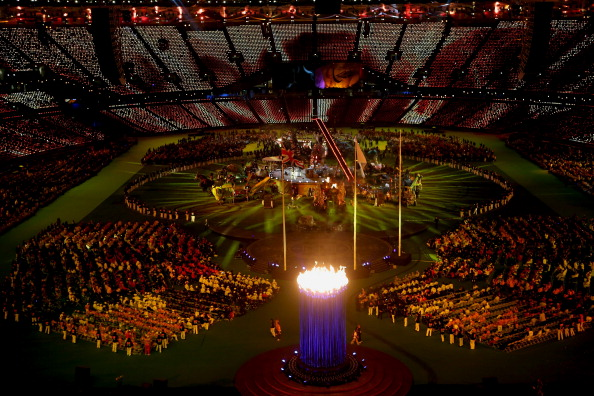 La ceremonia de Clausura de los Juegos Paralímpicos