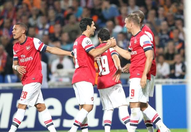 LdC - Arsenal fait tomber Montpellier