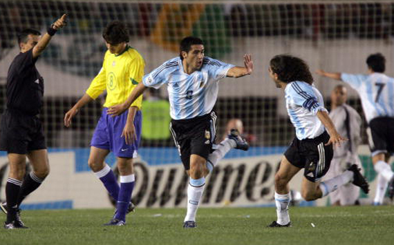 Image result for Argentina 2005 Brazil
