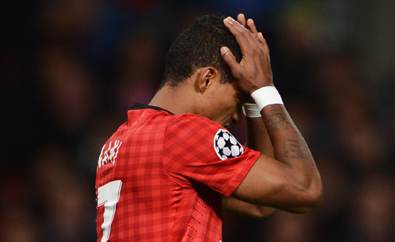 Five players who could leave Man Utd January