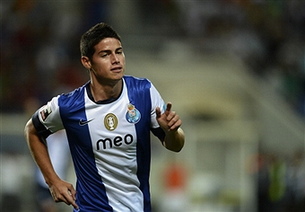 879c7ba505c The 20 best young players in the Champions League - James Rodriguez ...