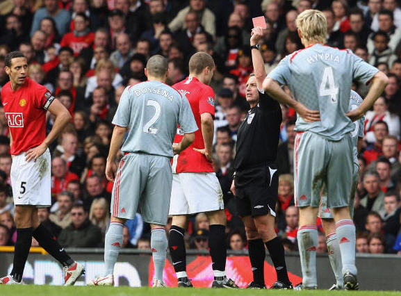 Top 5 Memorable Man United vs Liverpool games in the EPL