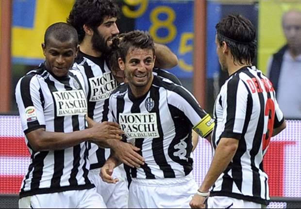 Inter 0-2 Siena: Vergassola & Valiani punish woeful Nerazzurri
