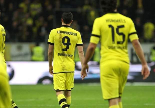 Borussia Dortmund 5-0 Monchengladbach: Reus runs riot as champions get back to winning ways