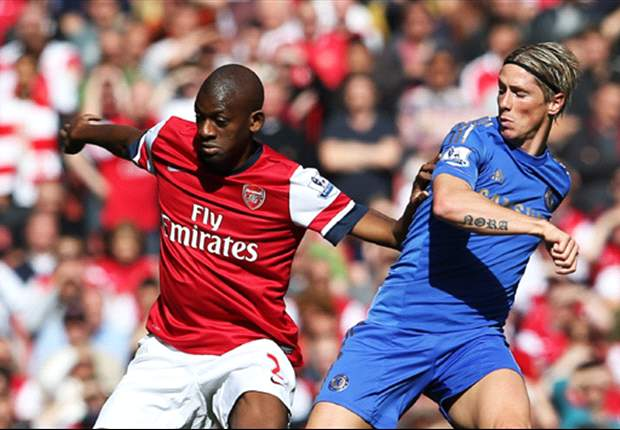 Arsenal 1-2 Chelsea: Torres & Mata on target as Blues extend lead at the top