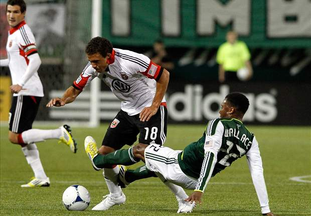 Portland Timbers 1-1 D.C. United: Dike equalizes after penalty drama
