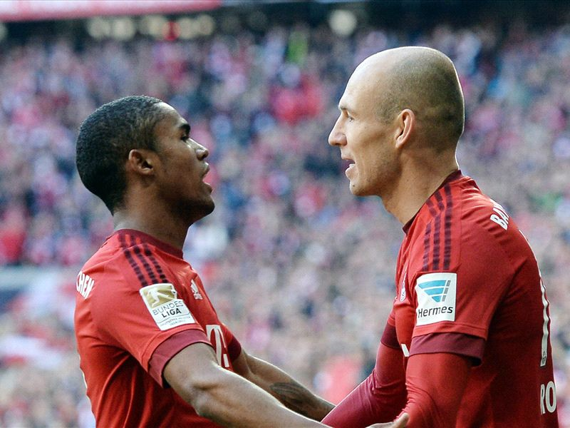 Elber: Douglas Costa can replace Ribery
