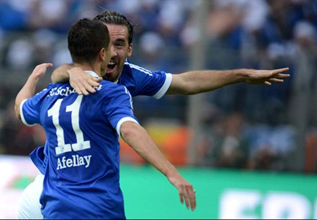 Borussia Dortmund 1-2 Schalke: Afellay and Holger take derby spoils for visitors