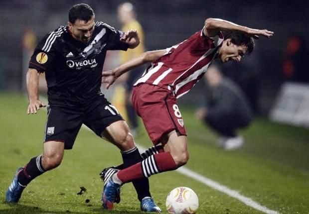 Europa League - L'OL l'emporte au forceps
