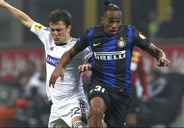 Inter 1-0 Partizan: Palacio nets late winner