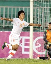 Quang Hai Nguyen, Vietnam International
