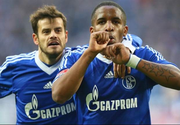 Bundesliga Round 9 Results: Gladbach come from behind to beat Hannover as Schalke rise to second