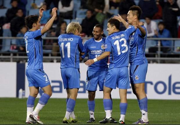 Ulsan Hyundai 3-0 Al-Ahli: Hosts cruise to Asian Champions League title