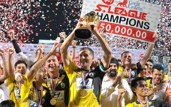 Goal.com's S.League Best XI 2012