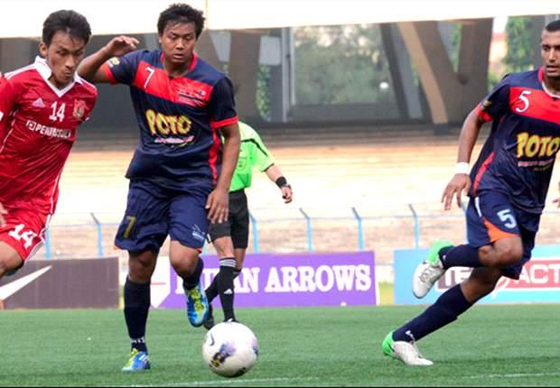 Pailan Arrows 0-2 Pune FC: An early goal in each half ends Arrows' unbeaten run