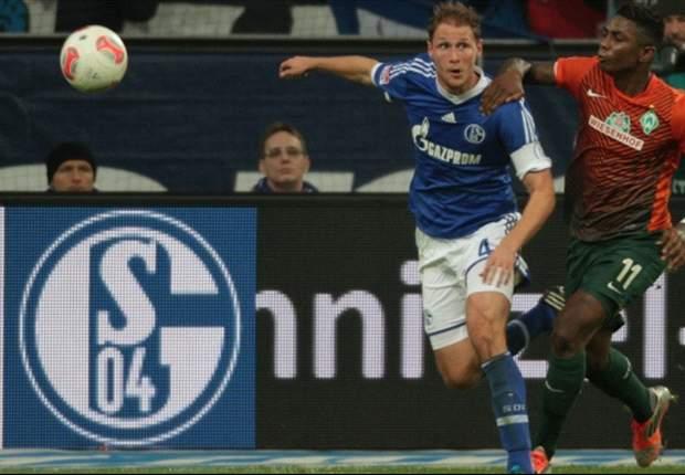 Bundesliga Round 11 Results: Schalke come from behind to stun Werder Bremen