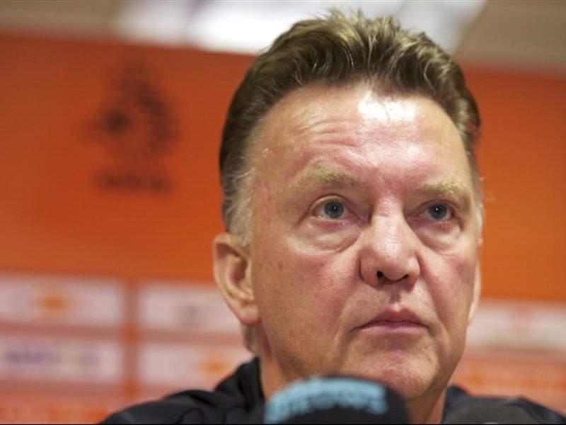 """Van Gaal: """"Fer Tot Rust Laten Komen"""""""