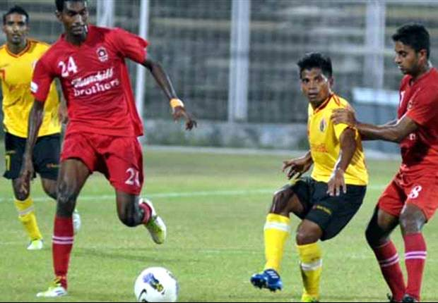 Churchill Brothers SC 0-3 East Bengal: Chidi on song as the Red and Gold continue their unbeaten run