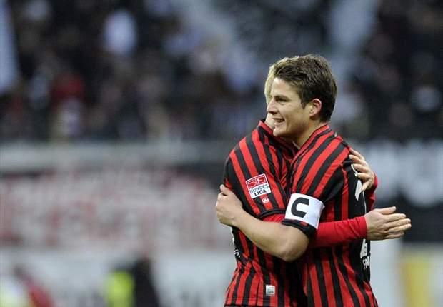 Eintracht Frankfurt schickt Augsburg souverän nach Hause