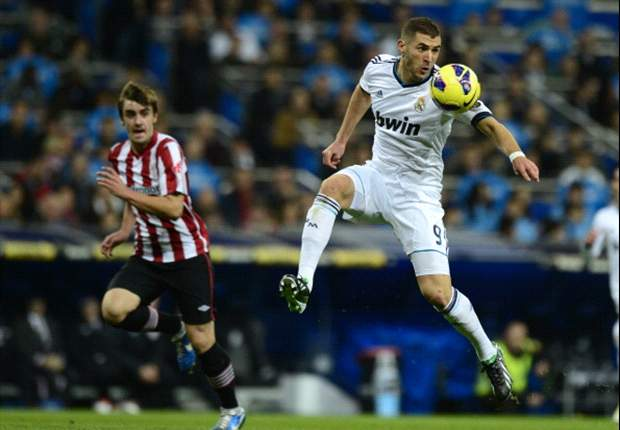 Real Madrid 5-1 Athletic Bilbao: Benzema leads Los Blancos to fifth successive Liga win