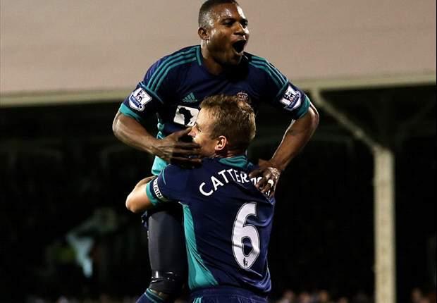 Heimpleite für Fulham - Sunderland nimmt die Punkte mit